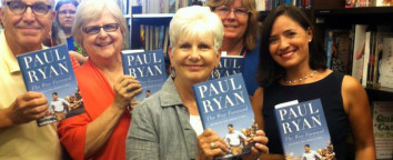 Paul Ryan's book signing_crp